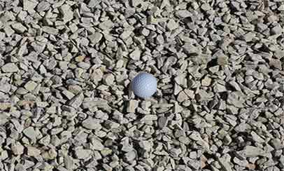 Decorative And Aggregate Stone For Commercial Or